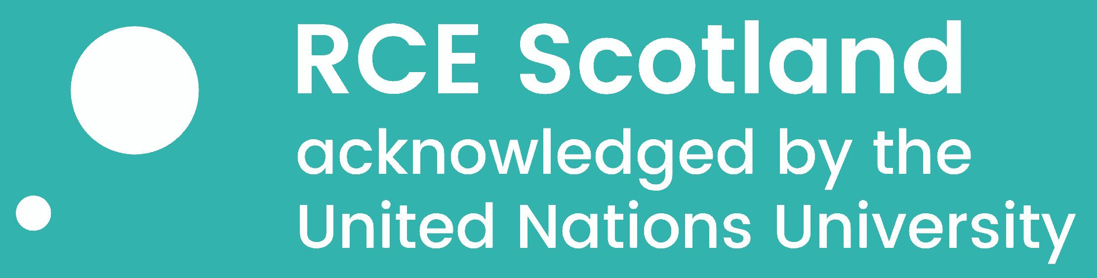 RCE Scotland Logo
