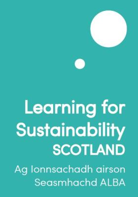 Learning for Sustainability Scotland logo